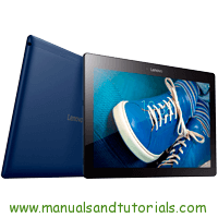 Lenovo TAB 2 A10-30 Manual And User Guide PDF