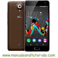 Wiko u FEEL Manual And User Guide PDF