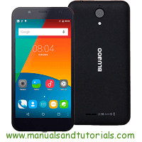 Bluboo Xfire Manual And User Guide PDF
