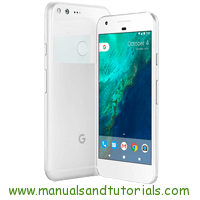 Google Pixel Manual And User Guide PDF