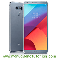 LG G6 Manual And User Guide PDF