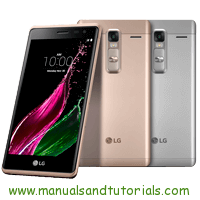 LG Zero Manual And User Guide PDF