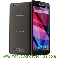 Panasonic Eluga Icon 2 Manual And User Guide PDF