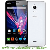Wiko WAX 4G Manual And User Guide PDF