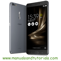 Asus ZenFone 3 Ultra Manual And User Guide PDF