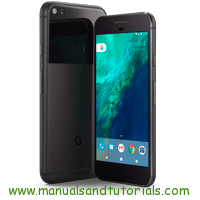Google Pixel XL Manual And User Guide PDF