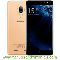 Bluboo D1 Manual And User Guide PDF