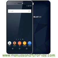 Bluboo Picasso 4G Manual And User Guide PDF