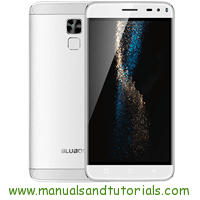 Bluboo Xfire 2 Manual And User Guide PDF
