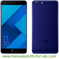 Elephone R9 Manual And User Guide PDF