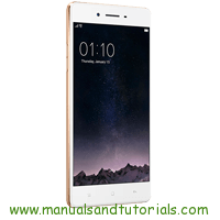Oppo F1 Manual And User Guide PDF