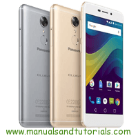 Panasonic Eluga Pulse Manual And User Guide PDF