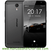 Ulefone Power 2 Manual And User Guide PDF