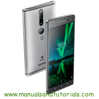 Lenovo PHAB 2 Pro Manual And User Guide PDF