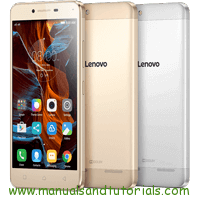 Lenovo Vibe K5 Manual And User Guide PDF