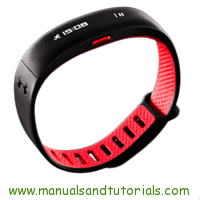 HTC UA Band Manual And User Guide PDF