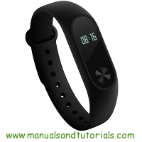 Mi Band 2 Manual And User Guide PDF
