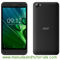 Acer Liquid Z6E Manual And User Guide PDF