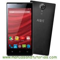 Airis TM51Q Manual And User Guide PDF