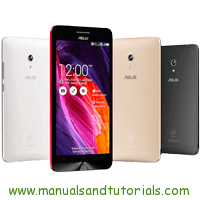Asus ZenFone 4 Manual And User Guide PDF