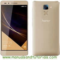 Honor 7 Manual And User Guide PDF