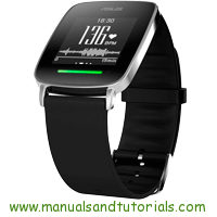 Asus ZenWatch Manual And User Guide PDF