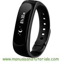 Huawei TalkBand B1 Manual And User Guide PDF