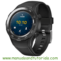 Huawei Watch 2 Manual And User Guide PDF