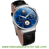 Huawei Watch Manual And User Guide PDF