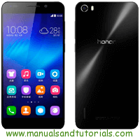Honor 6 Manual And User Guide PDF