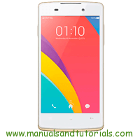 Oppo Joy Plus Manual And User Guide PDF