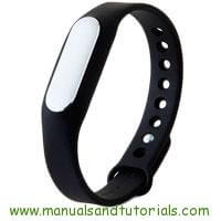 Mi Band Pulse Manual And User Guide PDF