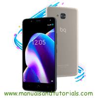 BQ Aquaris U2 Manual And User Guide PDF