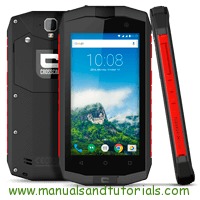 Crosscall TREKKER-M1 CORE Manual And User Guide PDF