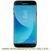 Samsung Galaxy J7 Pro Manual And User Guide PDF