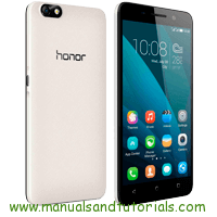 Honor 4X Manual And User Guide PDF