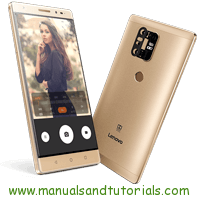 Lenovo PHAB 2 Plus Manual And User Guide PDF