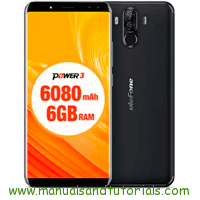 Ulefone Power 3 Manual And User Guide PDF