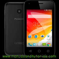 Panasonic Love T10 Manual And User Guide PDF