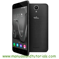 Wiko HARRY Manual And User Guide PDF