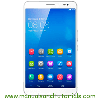 Huawei MediaPad X1 Manual And User Guide PDF
