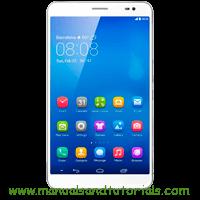 Huawei MediaPad X1 Manual And User Guide PDF