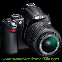Nikon D5000 Manual And User Guide PDF