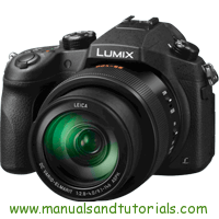 Panasonic FZ2000 Manual And User Guide PDF