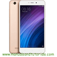Xiaomi Redmi 4A Manual And User Guide PDF