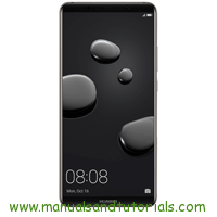 Huawei Mate 10 Pro Manual And User Guide PDF