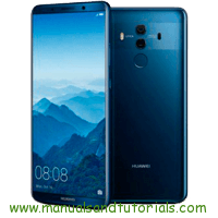 Huawei P20 Manual And User Guide PDF