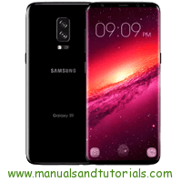 Samsung Galaxy S9 Manual And User Guide PDF