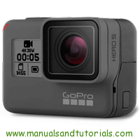 GoPro HERO5 Manual And User Guide PDF