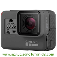 GoPro HERO6 Manual And User Guide PDF